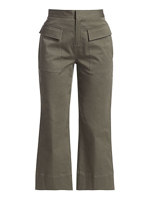 ATM Anthony Thomas Melillo utility cropped pants