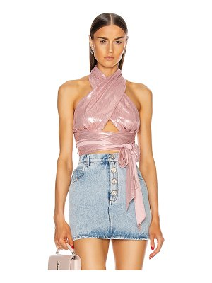 Atoir give it all crop top