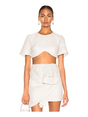Atoir Mess Is Mine Crop Top
