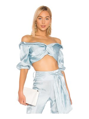 Atoir Too Strung Up Crop Top