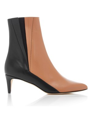 Atp Atelier nila two-tone leather ankle boots