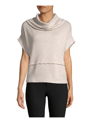 Atwell Alpine Cowlneck Cotton Top