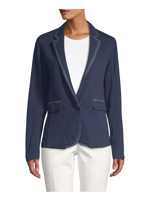 Atwell Brooke Cotton Blazer
