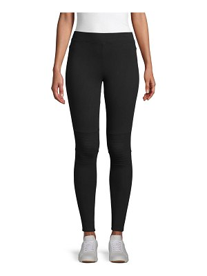 Atwell City Paneled Moto Leggings