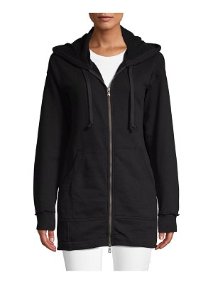 Atwell Hooded Cotton Jacket