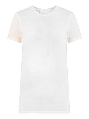 AUDREY LOUISE REYNOLDS Ombré Cotton Jersey T Shirt