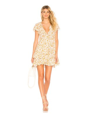 AUGUSTE Matilda Grace Mini Dress