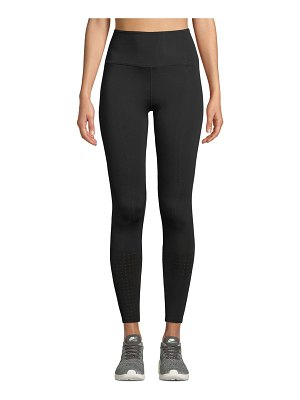 Aurum Breath Out High-Rise Mesh Activewear Leggings