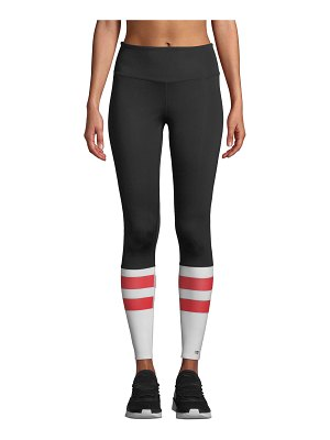Aurum Victory High-Rise Colorblock Performance Leggings
