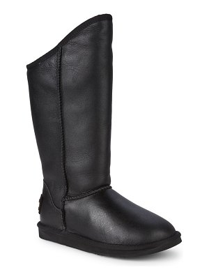 Australia Luxe Collective Cosy Shearling & Leather Tall Boots