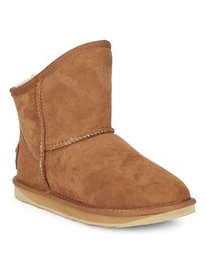 Australia Luxe Collective Cosy Shearling Short Booties