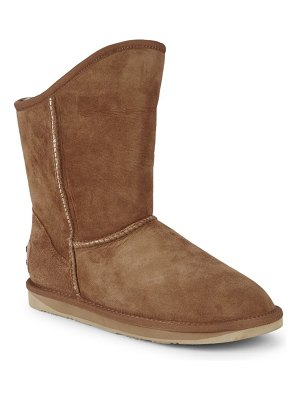 Australia Luxe Collective Shearling & Suede Short Boots