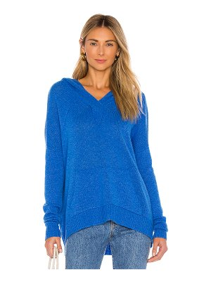 Autumn Cashmere baja relaxed hoodie