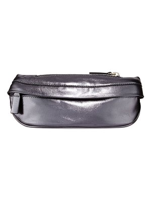 Avec La Troupe Troupe Soft Leather Fanny Pack Bag