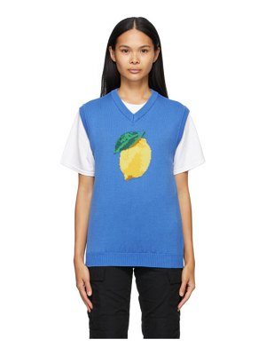 Awake NY blue lemon vest