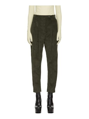 A.W.A.K.E. Tapered Double Pleat Trousers
