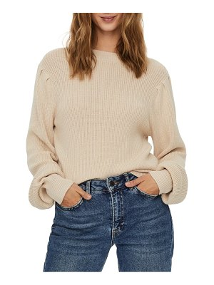 AWARE BY VERO MODA balloon sleeve sweater