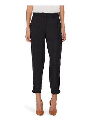AWARE BY VERO MODA mabel button cuff ankle pants