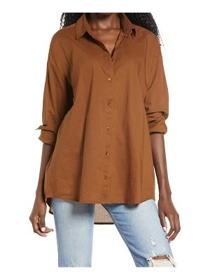 AWARE BY VERO MODA organic cotton woven shirt