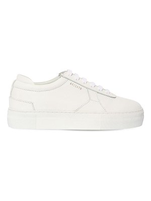 Axel Arigato 30mm platform leather sneakers