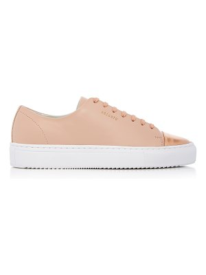 Axel Arigato cap toe leather sneakers