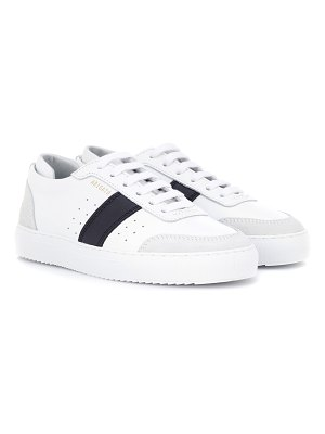 Axel Arigato Dunk leather sneakers