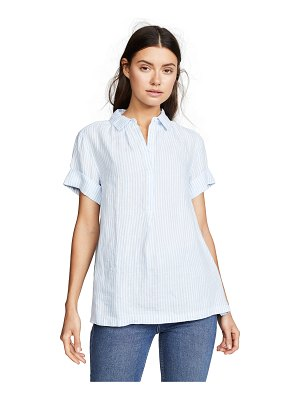 AYR the burst linen shirt