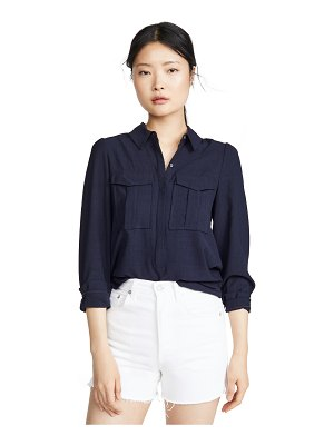 AYR the starshine button down
