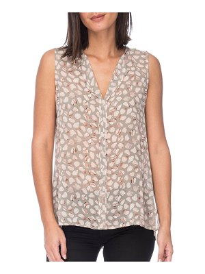 B Collection by Bobeau Chelsea Printed Top