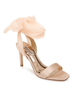 Badgley Mischka Collection badgley mischka joylyn tie ankle sandal