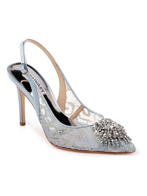 Badgley Mischka Collection badgley mischka laken slingback pump