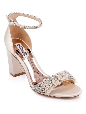 Badgley Mischka finesse ankle strap sandal