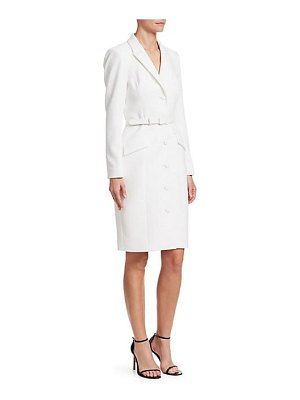 Badgley Mischka jacket dress