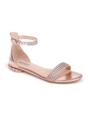 Badgley Mischka Collection badgley mischka steffie ankle strap sandal