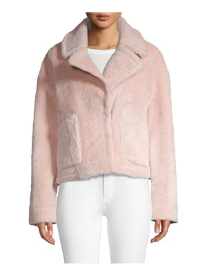 Bagatelle Faux Fur Jacket