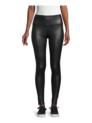 Bagatelle Faux Leather Pull-On Pants