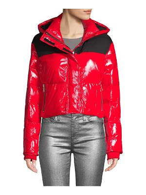 Bagatelle Full-Zip Puffer Jacket