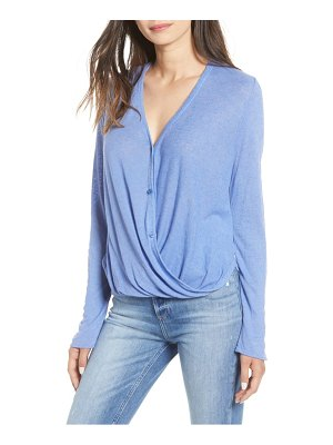 Bailey 44 adonis drape front top