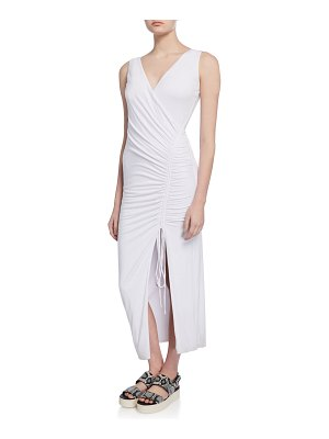 Bailey 44 Aphrodite Ruched Sleeveless Dress