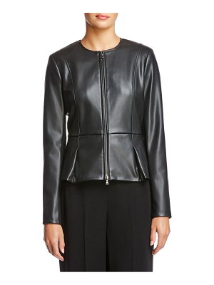 Bailey 44 avery faux leather jacket