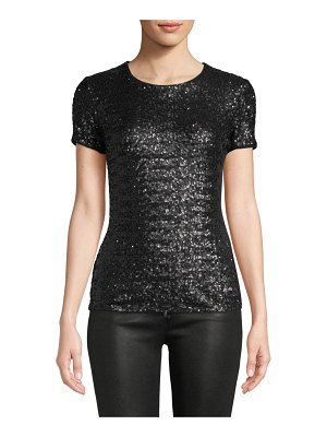 Bailey 44 Celebration Sequined Crewneck T-Shirt