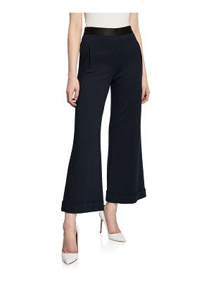 Bailey 44 Grand-Pere Flared Ponte Pants