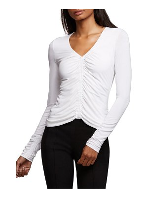 Bailey 44 kelby ruched top