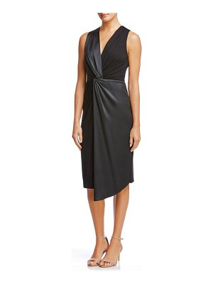 Bailey 44 twist front sleeveless dress