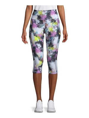 Balance Collection Ava Aeon Printed Capri Leggings