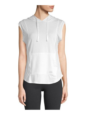 Balance Collection Breeze Sleeveless Hoodie