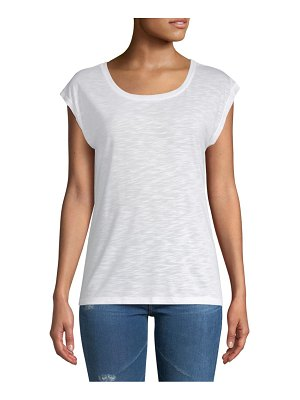 Balance Collection Callie Asymmetrical Tee