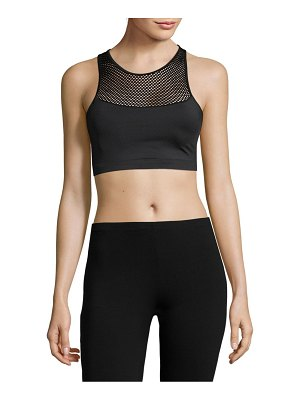 Balance Collection High Impact Mesh Sports Bra