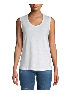 Balance Collection Marisole Back Cut-Out Tank Top