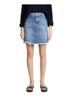 Baldwin Denim agnes skirt